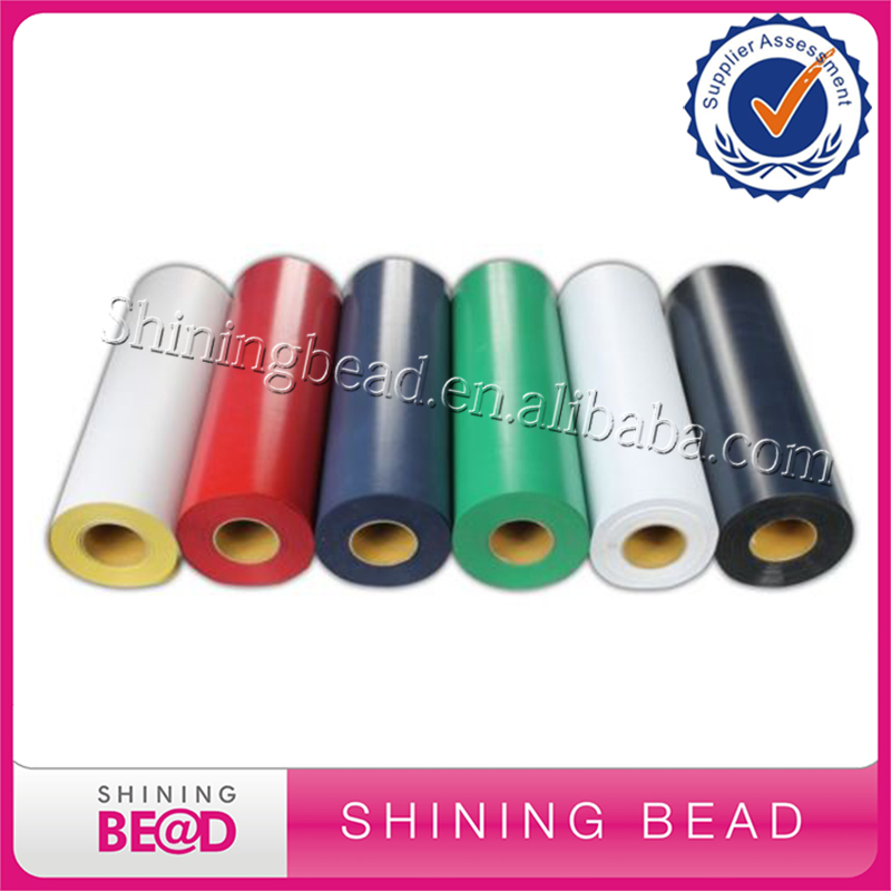 BETTA пленка Футболка теплопередача флок виниловая пленка железо на 12 видов цветов для текстильной графической рулонной