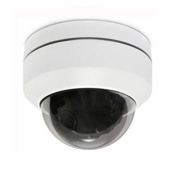 цена на 2MP 4xZoom Motorized AHD PTZ Dome CCTV Camera Indoor Vandalproof 2.8-12MM Auto Focus Full HD 1080P Home Security Camera 30M IR
