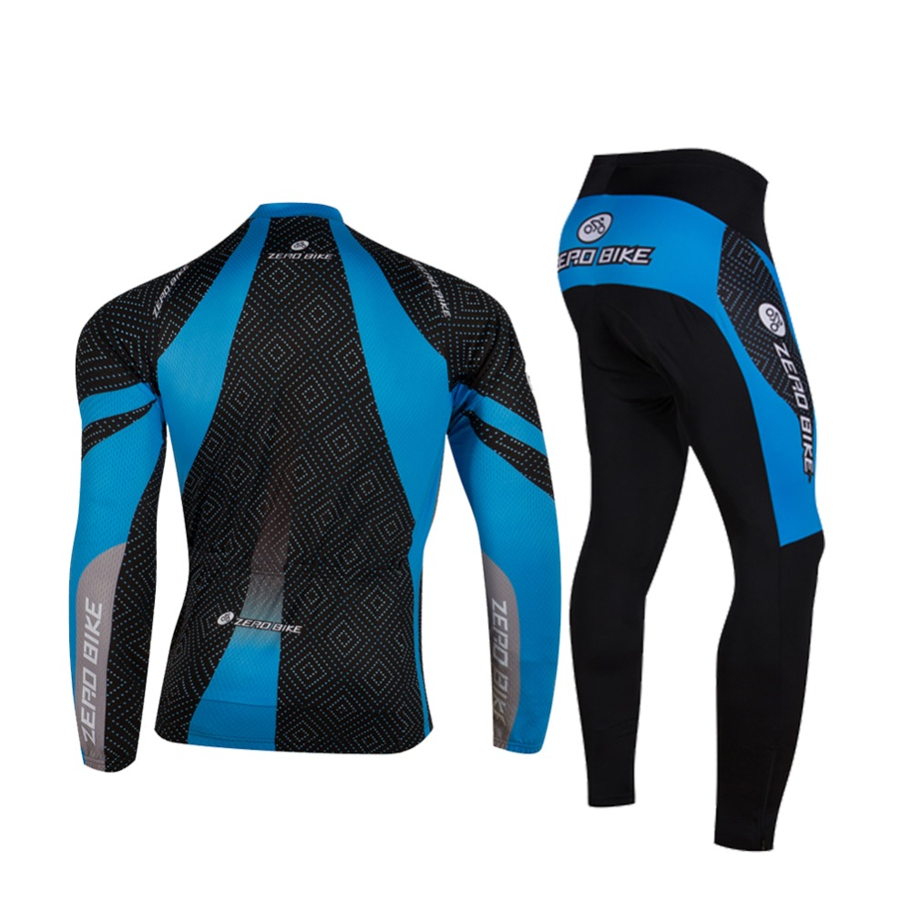 eca7781ce ZERO BIKE 2017New Men Cycling Jersey Professional MTB Bike Breathable  Cycling clothing M XXL ropa ciclismo-in Cycling Sets from Sports    Entertainment on ...