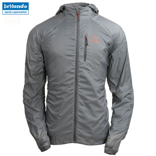 Открытый Бег дождь куртка кемпинг Человек ветровка быстросохнущая Рыбалка наружное Костюмы восхождение ультра-тонкий слой кожи солнцезащитный крем