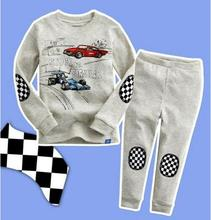 New 2-7yr Cartoon Kids Pajama sets 2pc