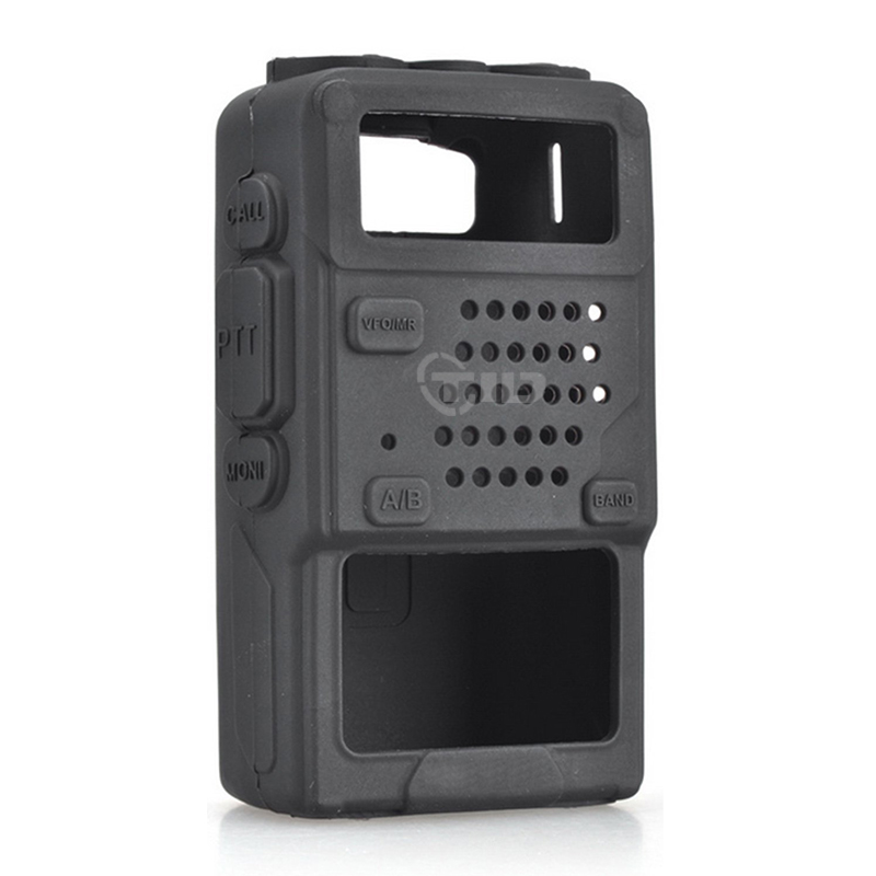 Silicone Soft Protective Case Case For Baofeng UV-5R/UV-5RA/UV-5R Plus/UV-5RE/UV-5RC/F8+