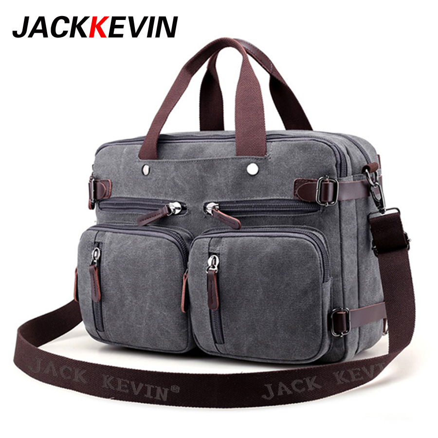2018JACKKEVIN New Men's Handbags Men Crossbody Bag College Bag Messenger Bags Canvas Travel Shoulder Bags casual canvas women men satchel shoulder bags high quality crossbody messenger bags men military travel bag business leisure bag