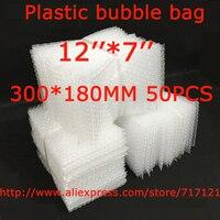 LOW MASSENPREIS 50 stücke weiß Anti Statische Blase Umschläge Wrap Taschen 12