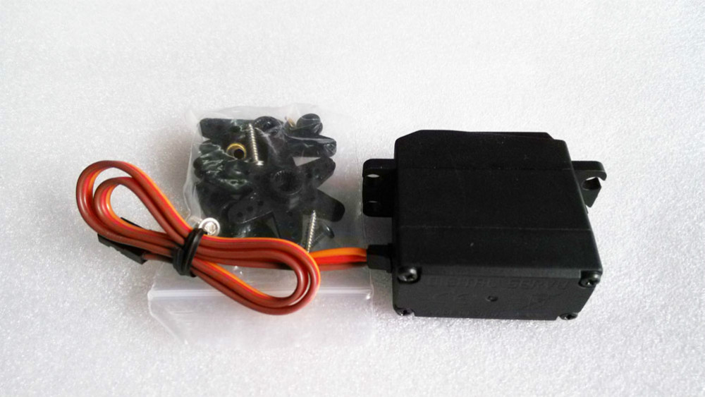 цены  F16689 HDKJ D3015 15Kg Digital High Precision Metal Gear High Torque Wide-angle Waterproof Servo For Robbot Truck