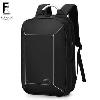 FRN Men Backpack Multifunction USB Charging 17 Inch Laptop Mochila Fashion Large Capacity Waterproof Travel Backpack Bag For Men - DISCOUNT ITEM  50% OFF All Category