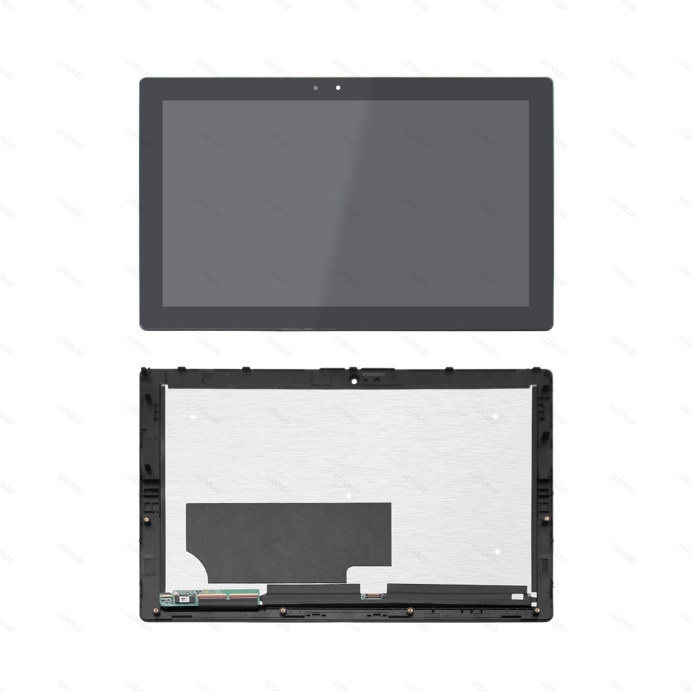 LCD Screen Display Touch Glass Digitizer Assembly For Lenovo IdeaPad Miix 700 12ISK 80QL series 80QL0000US