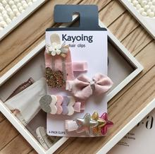 New Fashion Delicate Hair Clips Floral handmade princess barrette hairpins multi-style hairgrips Girls Accessories J36