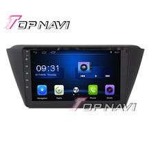 """WANUSUAL 8 """"Quad Core Android 6.0 GPS de Navegación Para Automóviles Skoda Fabia Scouts 2014 2015 Radio Multimedia de Audio Estéreo Sin DVD"""