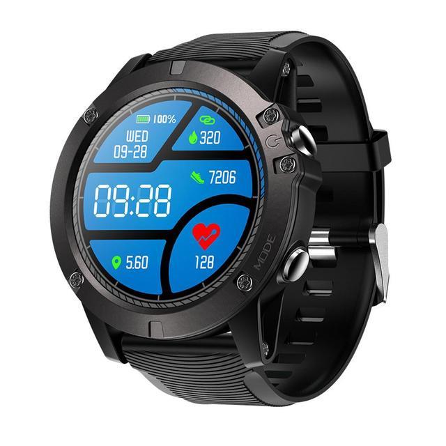f12c88fe0 Pulsera de reloj inteligente seguimiento Fitness con ritmo cardíaco en  tiempo Real
