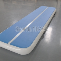Cheap price 4*1m gymnastics air track for sale,air track tumble track outdoor games