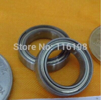 1000 pièces 6700-2Z 6700 6700ZZ roulement en acier chromé GCR15 roulement à billes à gorge profonde 10x15x4mm