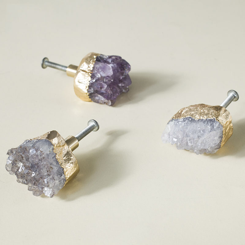 Natural purple  Crystal +…