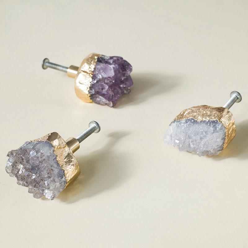 Natural purple  Crystal +…