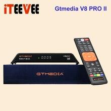 GTMedia V8 Pro2 DVB S2 + T2 + כבל powervu מפענח תמיכה H.265 ביס מפתח CCAM שדרוג V8 זהב
