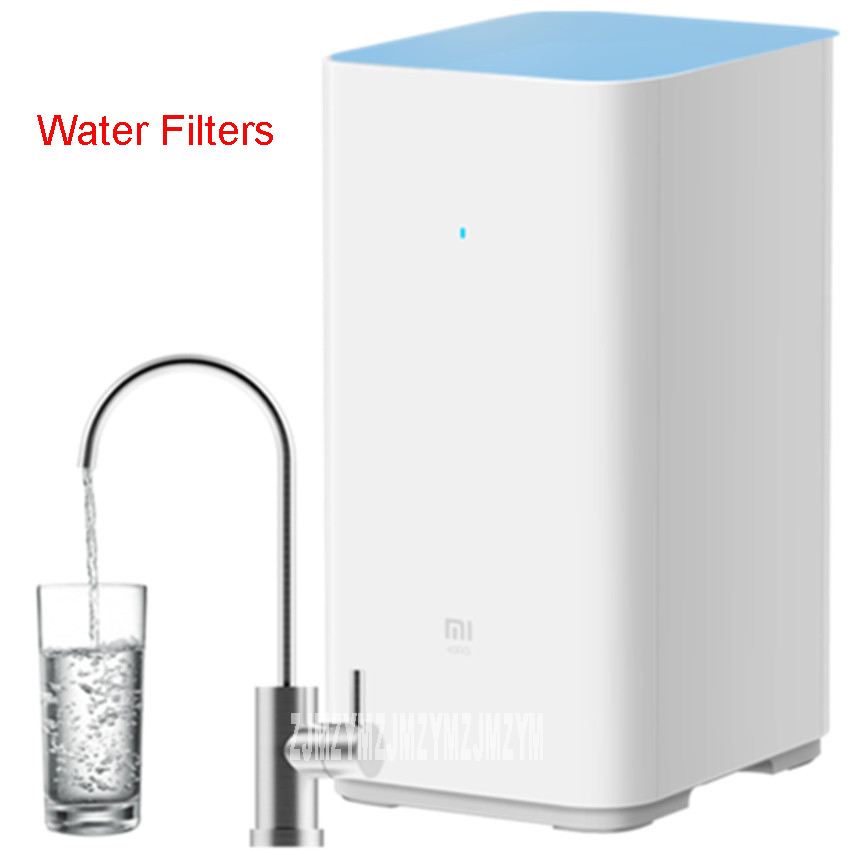 220 V / 50HZ, MR424-A Family Water Purifier Water Filters Health Water 96W Support WIFI Android IOS  water pressure 0.1-0.4MPa 51 26 0010 i o connectors lfh shld r a plug 96 lug 96 ckt 70 mr li