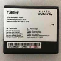 TLiB5AF For Alcatel OneTouch Pop C5 5035 5035D 5036 5036D 5037 5037D 5037A 5037X 997 997D / TCL S800 S710 S810 J610 Battery
