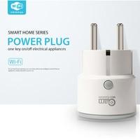 Coolcam Smart Plug EU Support Amazon Alexa Google Home IFTTT Remote Control WiFi Switch Mini Socket