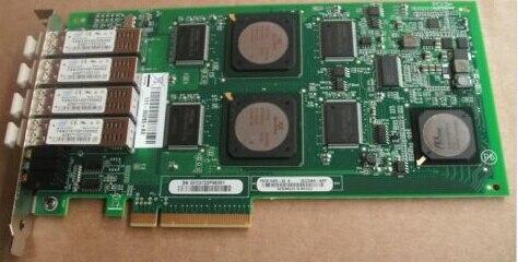 Original NetApp FAS Storage X2054A-R6 111-00285+A0 QLE2464 4-port Fiber Card