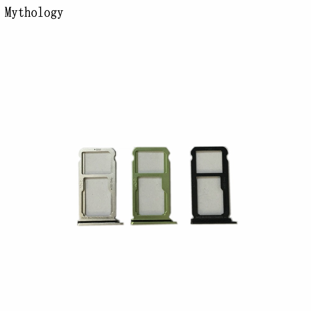 Mythology Sim Card Holder Tray Card Slot For Huawei P10 Plus Kirin 960 Octa Core 5.5 Inch Mobile Phone SD Sim Cards Adapters