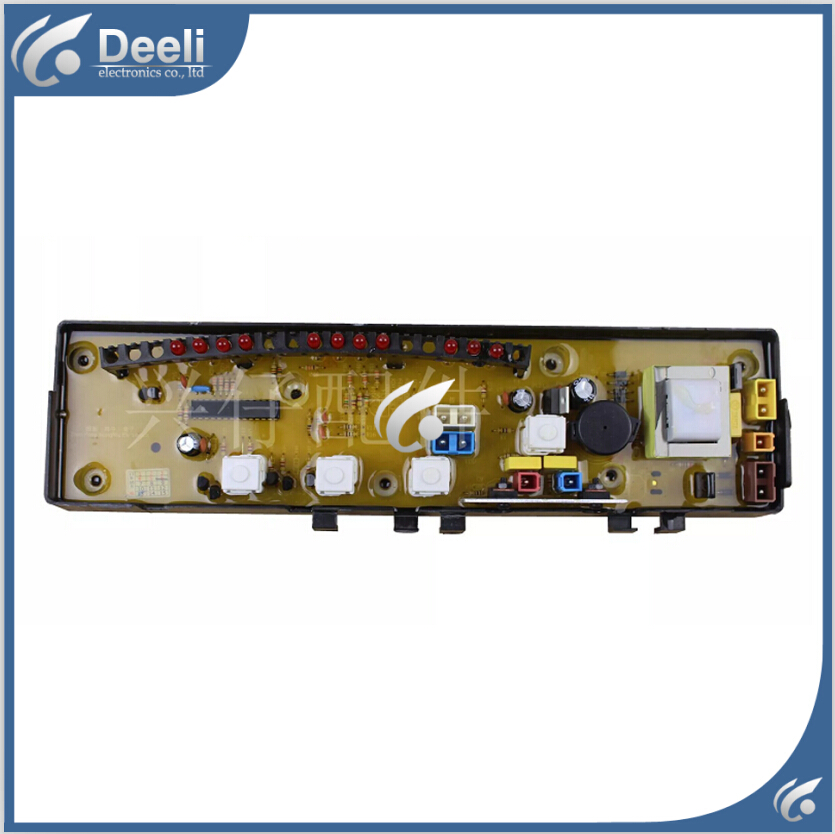 Подробнее о 99% new good working for washing machine Computer board XQB45-410 motherboard 99% new good working for washing machine computer board xqb55 128 motherboard