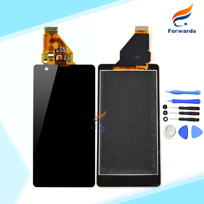 New Replacement for Sony Xperia ZR M36h C5502 C5503 LCD Display Touch Screen Digitizer with Tools