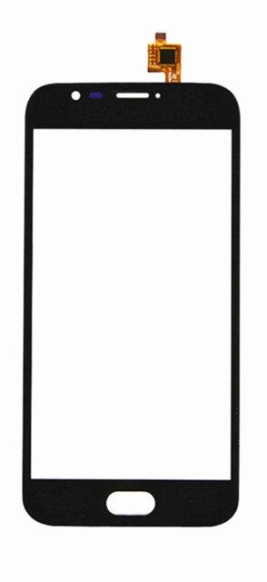 Cho DOOGEE X9 Mini Cảm Biến Màn Hình Cảm Ứng Điện Thoại Cảm Ứng Bảng Điều Chỉnh Cho DOOGEE X9 Mini Kính Phía Trước Ống Kính Màn Hình Cảm Ứng + 3 M Sticker