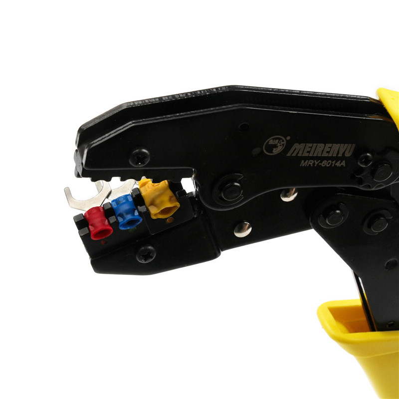 Zenhosit 0.5mm2/2.5mm2/4.0mm2/6.0mm2 Ratschen Crimp Zange Terminals Ende Sleeve Kabel Schneider Netzwerk Werkzeuge Crimper Handwerkzeuge