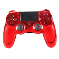 2016 Brand Hot Fashion Generic Metal Plating Protective Case Cover Skin For Sony Playstation 4 PS4
