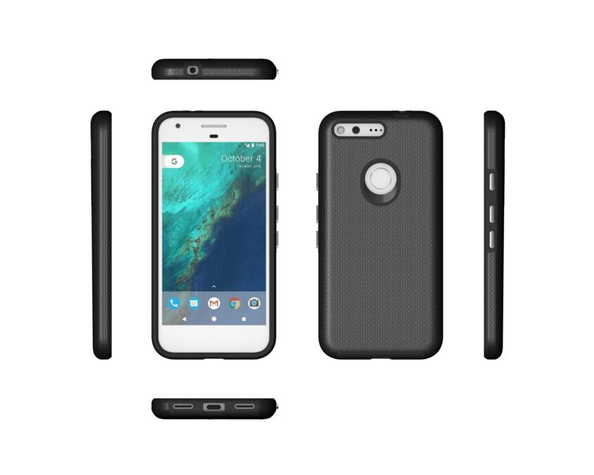 For Google Nexus 5X 6P Pixel 2 XL Cover TPU+PC Armor Case Lite Full Protective Coque For Nexus 5X 6P Pixel XL 2 Case