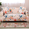Flor funda cubierta de sofá firmemente todo incluido de simple/doble/tres/cuatro asiento cubierta del sofá la cubierta de sofá 1 pc