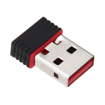 Мини ПК WiFi адаптер 150 м USB WiFi антенна Беспроводная компьютерная Сетевая Карта 802.11n/g/b LAN + антенна wi-fi адаптеры wi-fi антенна