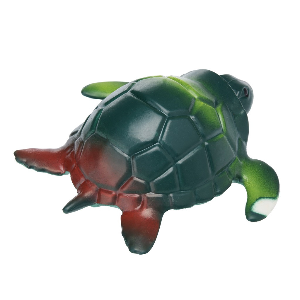 Turtle Pop Out Head if Squeeze 13cm Stress Ball (3 Colors) 20