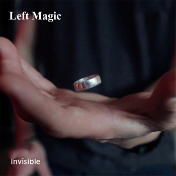 Magic Floating Ring Magic Tricks Play Ball Pen Floating Effect of Invisible Suit Powerful  Props magic flying Trick