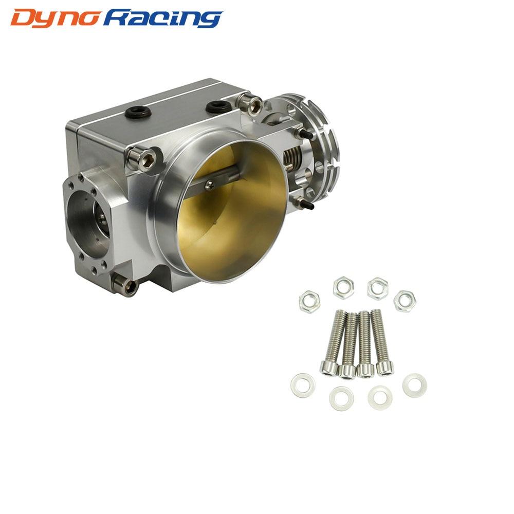 70mm Throttle Body For Nissan SR20 S13 S14 S15 SR20DET 240SX Throttle Body Bolt On CNC YC100844 Sl