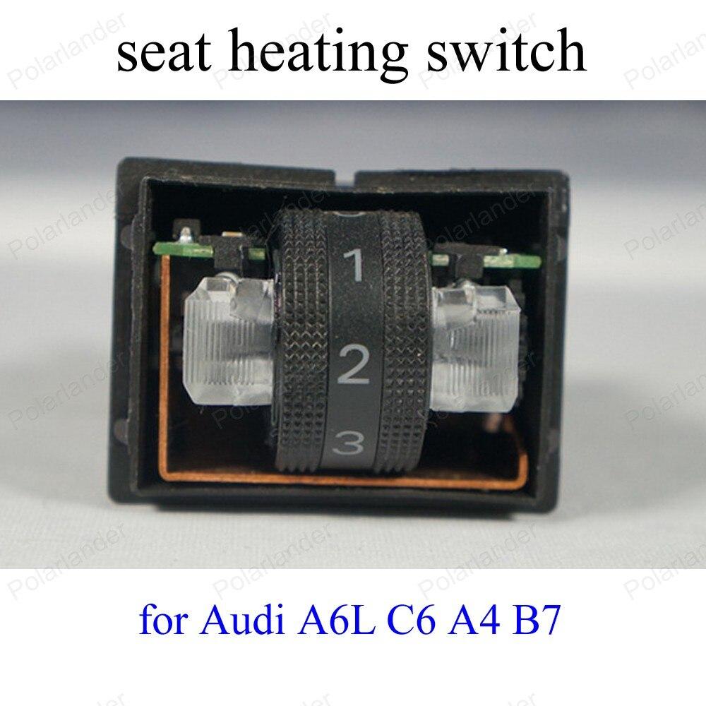 Pour a-udi A6L C6 A4 B7 voiture s-eat interrupteur de chauffage 8ED 963 563 8ED963563