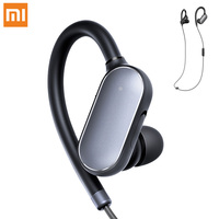 Original Xiaomi Mi Sports Bluetooth Headset Bluetooth 4 1 Music Earbuds Mic IPX4 Waterproof Wireless Earphones