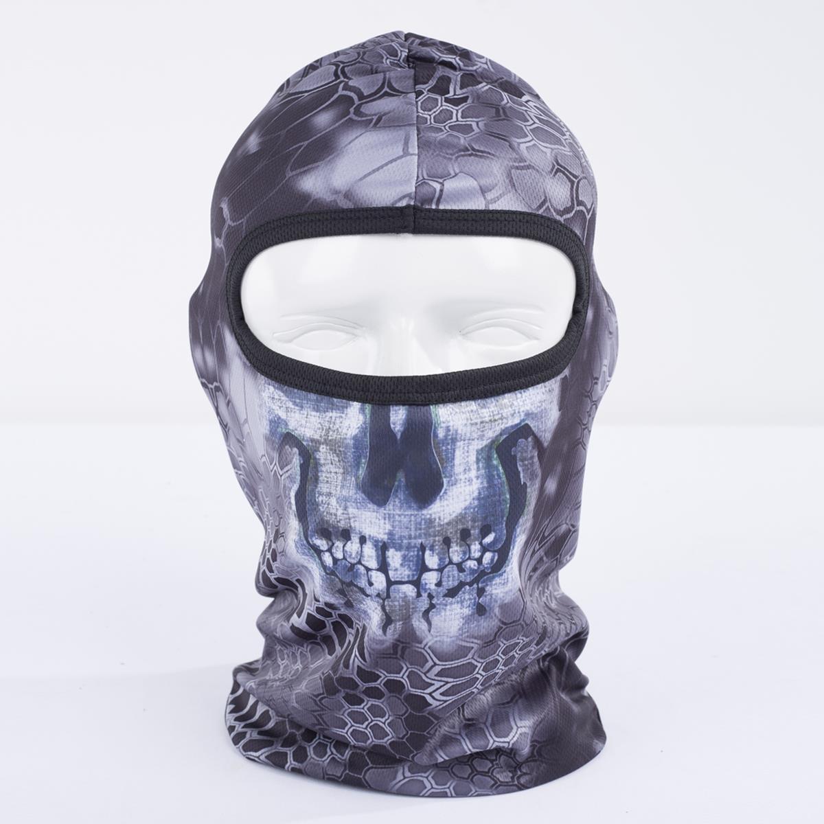 ⊰Calentador del Invierno Polar Cara máscara esquí snowboard capucha ...