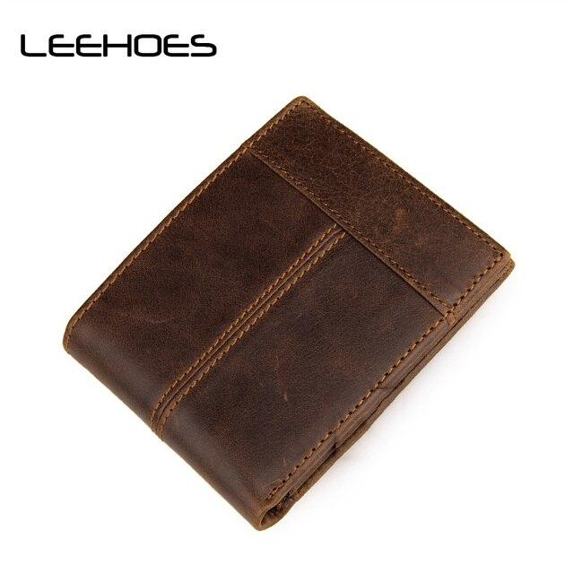 bb2203ea2 Carteras de cuero para hombre, cartera para hombre, diseño de crédito,  carteras pequeñas