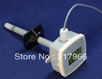 Duct High Quality Humidity And Temperature Sensor Transmitter For Mounting With LCD Display Free Shipping