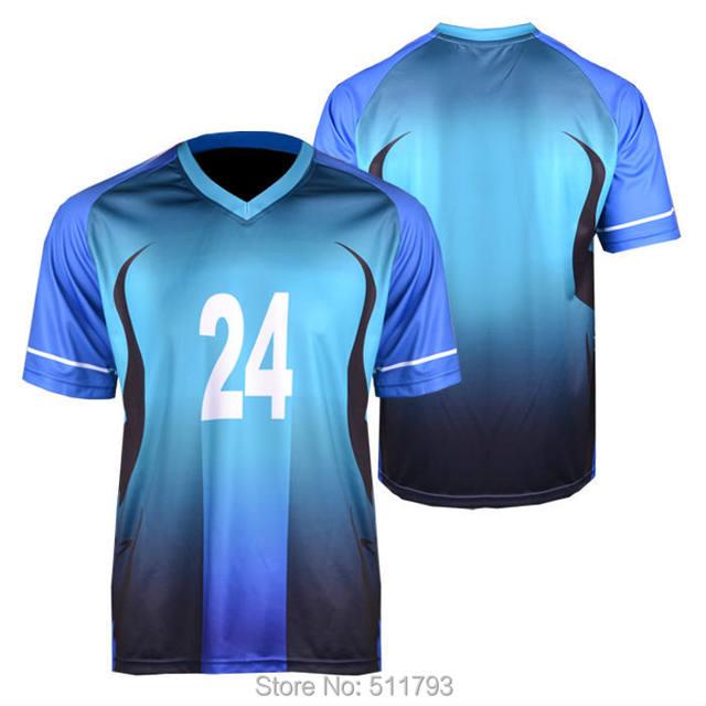 0c5d1b5b38 Atacado camisas de futebol uniformes de futebol design personalizado ...