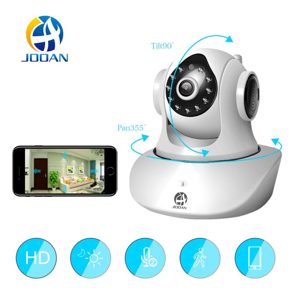 JOOAN C6 Accueil de Sécurité IP Caméra Sans Fil Wi-Fi IR-cut Vision Nocturne Vidéo Surveillance Réseau CCTV Intérieur Bébé Moniteur