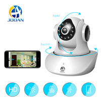 JOOAN C6 Home Security IP Camera Wireless Wi Fi IR Cut Night Vision Video Surveillance Network