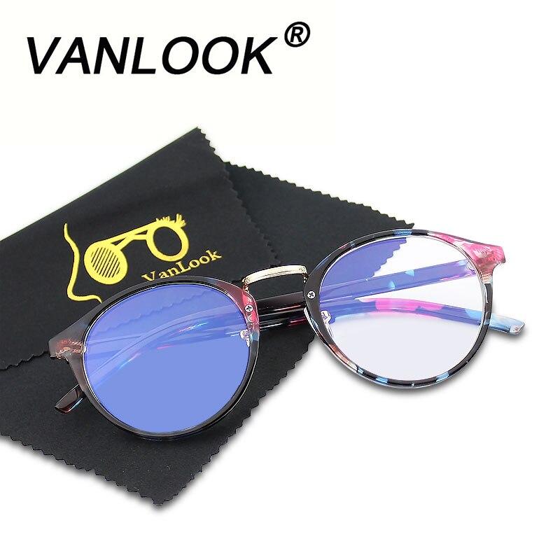 2b1d148ee70a0 Anti Blue Ray Óculos de Computador Óculos de Armação de Óculos Da Moda Das  Mulheres Dos
