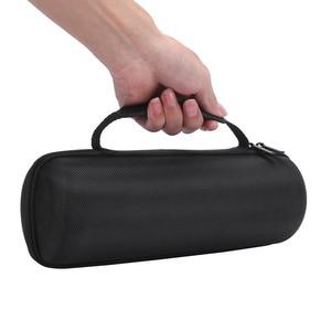 Image 5 - EVA קשה נסיעות כף יד נשיאה שקית אחסון מקרה עבור CISNO אוטומטי נייד אספרסו מכונת פאוץ שרוול מגן מקרה