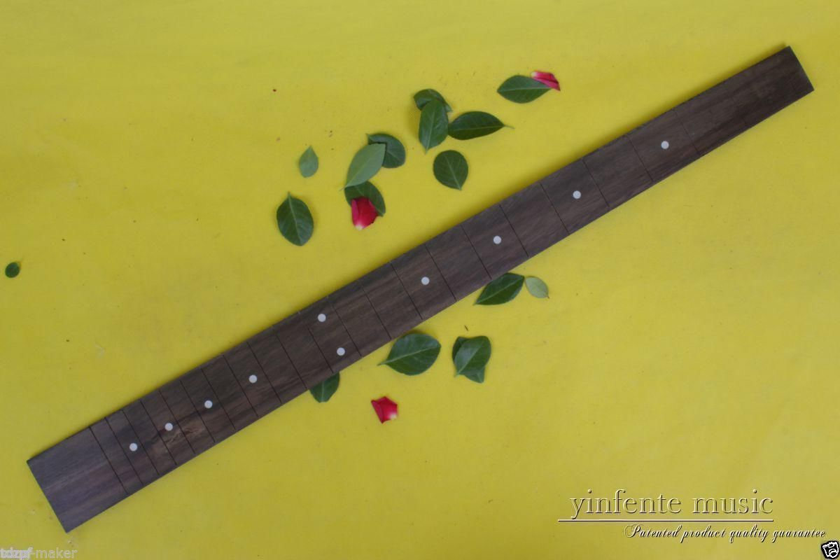 Electric Guitar Bass Ebony Fretboard 22 Fret  Bass Guitar Luthier Supply Guitar Accessory Parts #101 hot selling randy rhoads signature yellow lp electric guitars with ebony fretboard left handed available