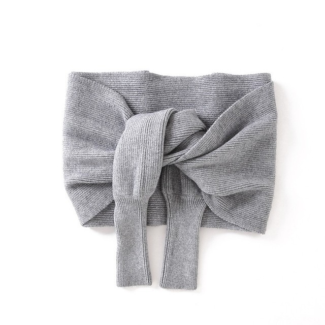 Sweater Scarf - 4 Colors 4