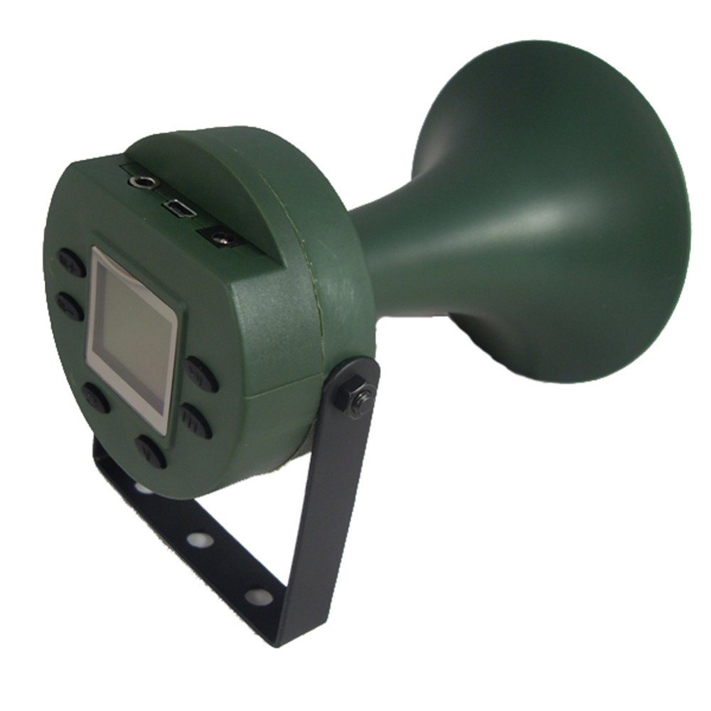 Hot LCD Display Hunting Bird Caller Hunting Decoy Birds Sounds Player Hunting Decoy Hunting for Birds with Timer цена