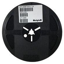 Mcigicm 3000 Pcs Smd Triode Transistor MMBT5401 2L 0.6A/160V Pnp SOT23 Mmbt5401lt1