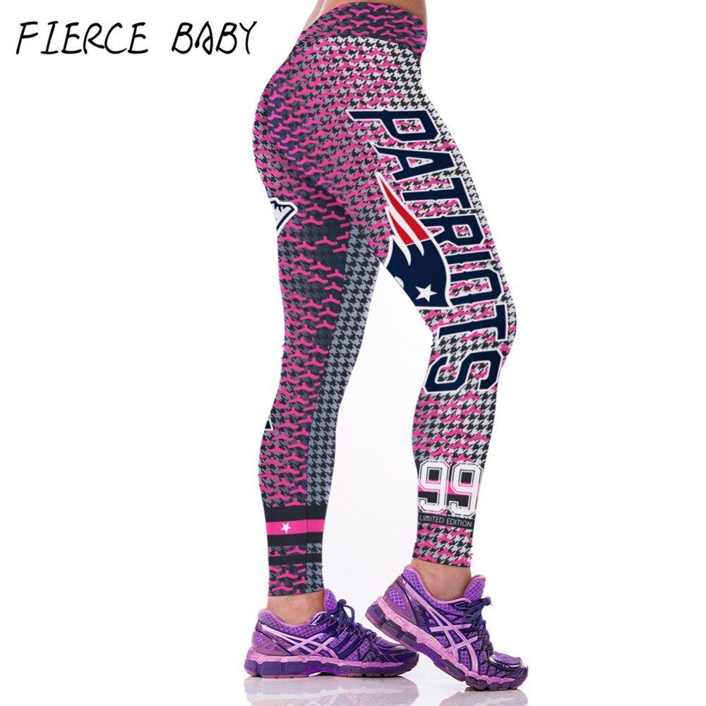 Prix pour Adventure Time 3D Imprimé Patriots Leggins Femmes Fitness Sport Sexy Slim Fitness Gym Workout Leggings Capris Pour Les Femmes Leggins